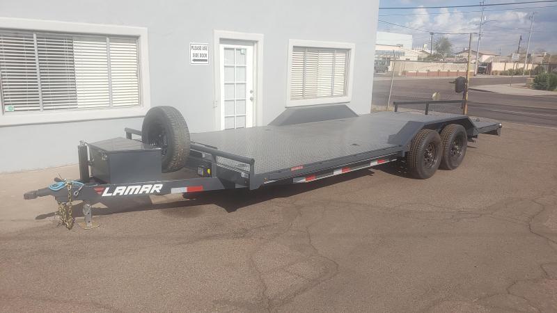 2019 Lamar Trailers CC-5.2k-20 Car / Racing Trailer