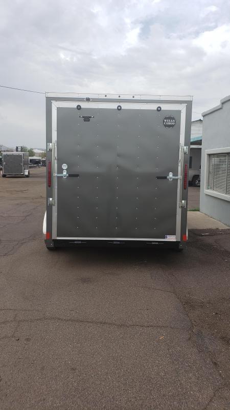 2019 Wells Cargo 14ft Fast Trac Enclosed Cargo Trailer