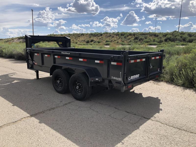 2019 Lamar Trailers DL-7k-16 Dump Trailer