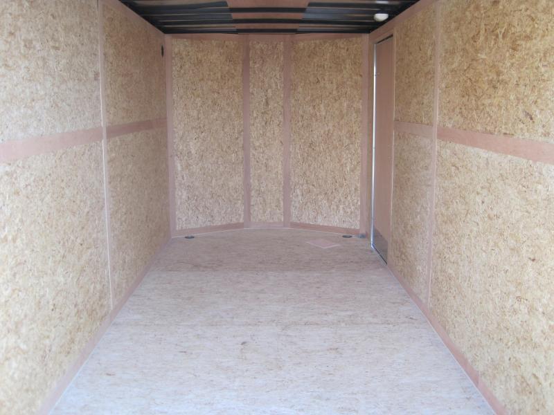 2019 Wells Cargo 7x16ft Fast Trac Enclosed Cargo Trailer