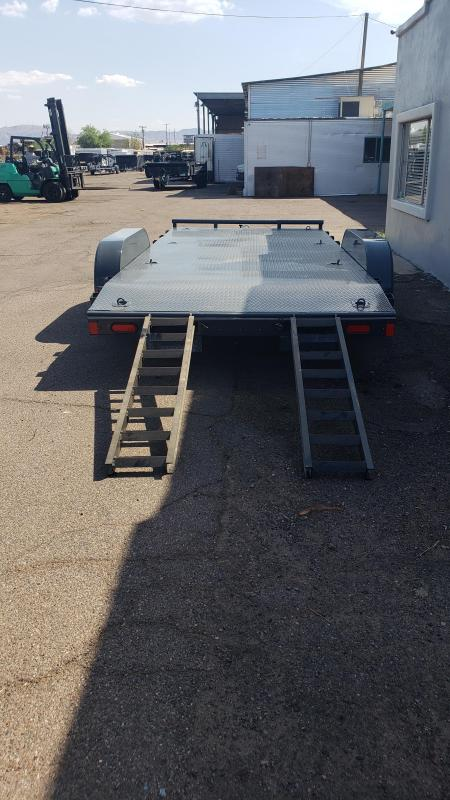 2019 Lamar Trailers CE-3.5k-16 Car / Racing Trailer