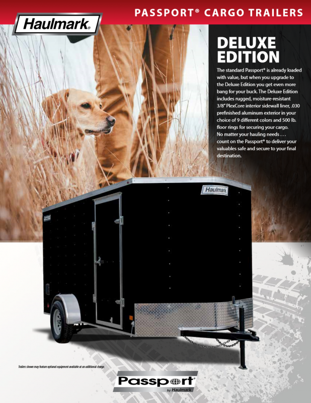 Haulmark/Wells Cargo Enclosed Trailer / Lowest Prices Guaranteed/Call us b4 you buy/ Free Delivery