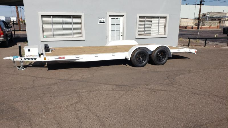2019 Lamar Trailers CE-3.5k-20' Car / Racing Trailer