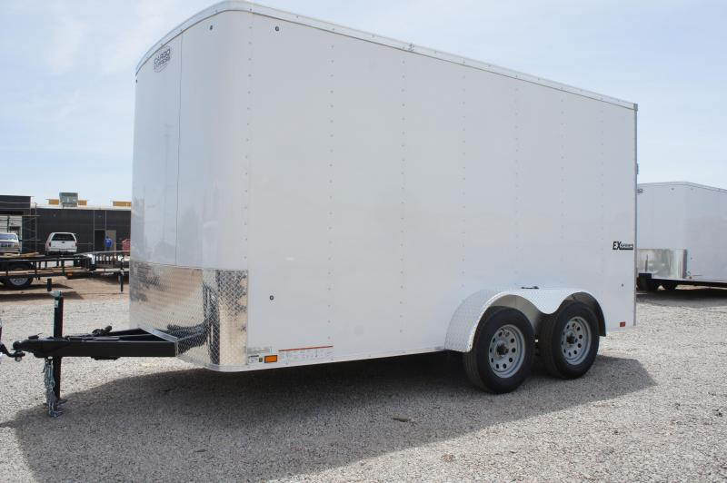 2017 Cargo Express Ex7x14TE2 Enclosed Trailer Enclosed Cargo Trailer