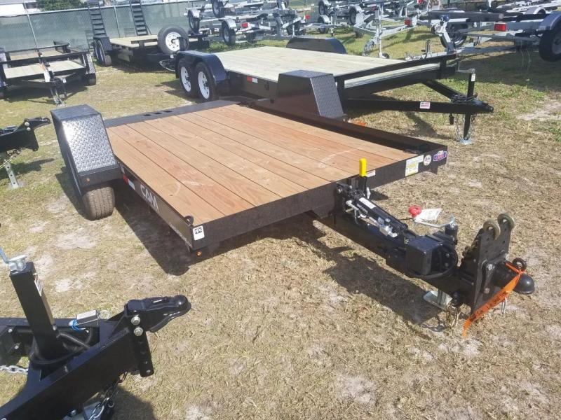 2018 Cam Superline Tilt Equipment Trailer