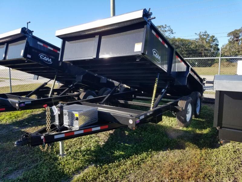 2018 cam superline 7 x 14 dump trailer amp trailers enclosed rh amptrailers com Cam Superline Suspension Diagram Timpte Trailer Wiring Diagram