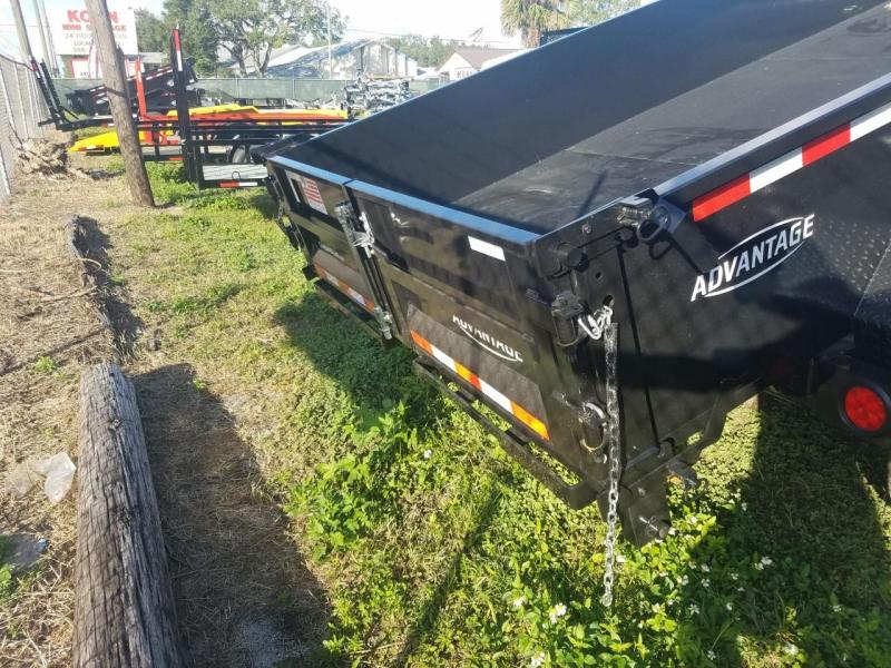 2018 Cam Superline 7 X 14 Dump Trailer (Advantage series)