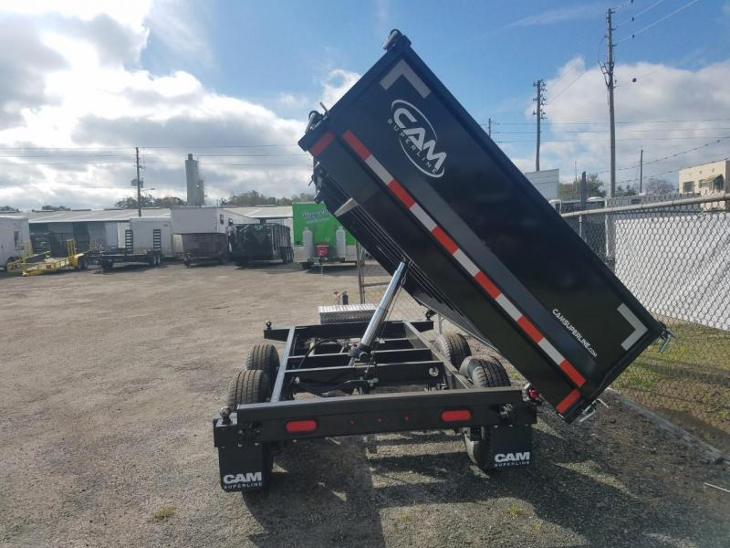 2018 Cam Superline 6 X 10 3-Way Dump Trailer