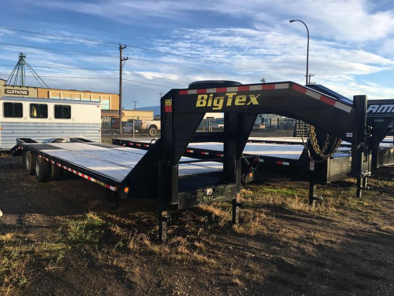 2017 Big Tex 30' HD Gooseneck