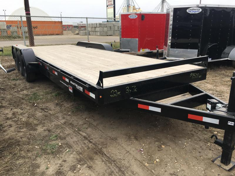 2018 Southland Trailers Triple Axle Equipment Trailer