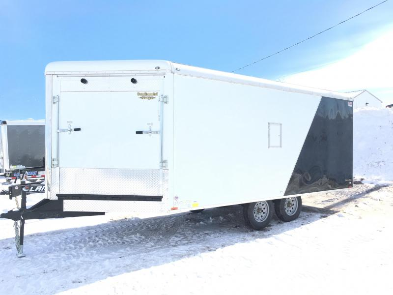 2017 Continental Cargo Snow King Trailer