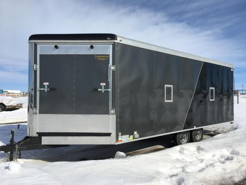 2017 Continental Cargo 24' Snow King