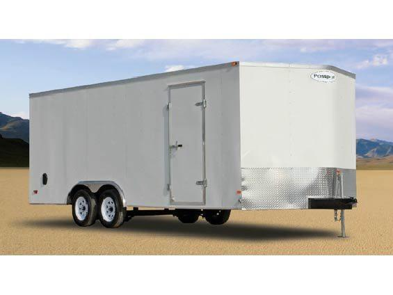 2015 Haulmark Trailers PPT85X16WT2 Enclosed Cargo Trailer