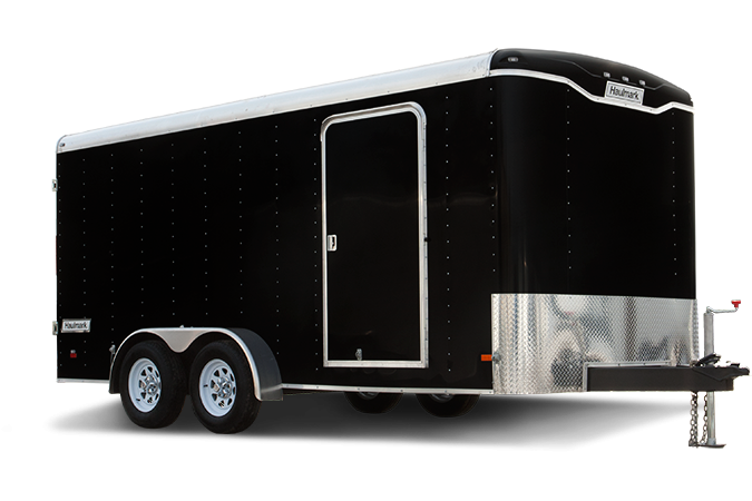 2017 Haulmark KD7X18WT3 Enclosed Cargo Trailer