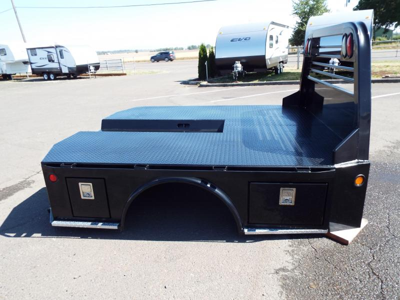 CM Truck Bed SK Model w/ Two Lockable Toolboxes - BELOW COST BLOWOUT SALE!