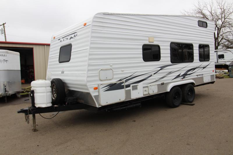 2007 Carson Trailers Toy Hauler