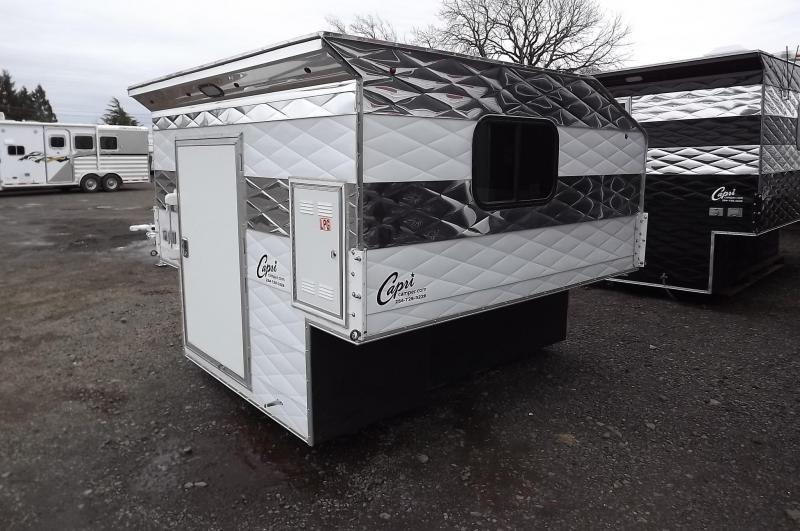 2017 Capri Cowboy Short Bed Truck Bed Camper