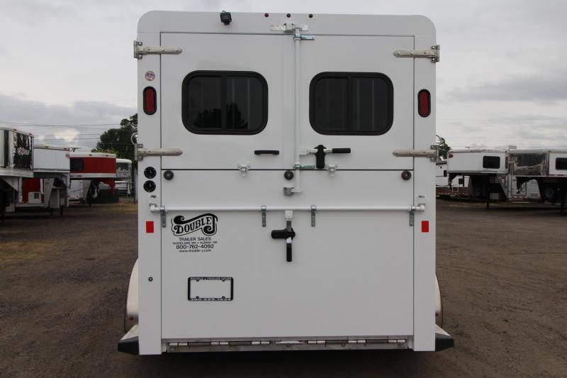 2017 Trails West Royale Plus - Straight Load Warmblood Horse Trailer