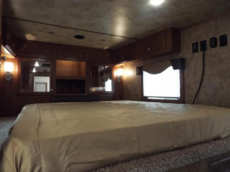 "2017 Exiss 8410 10 ft LQ 4 Horse Trailer - All Aluminum - 7'8"" Tall - Mangers - Stud  Wall- NEW EASY CARE FLOORING"