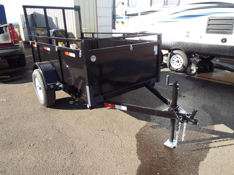 2018 Fabform 4' x 8' BX Utility Trailer w/ Rear Ramp