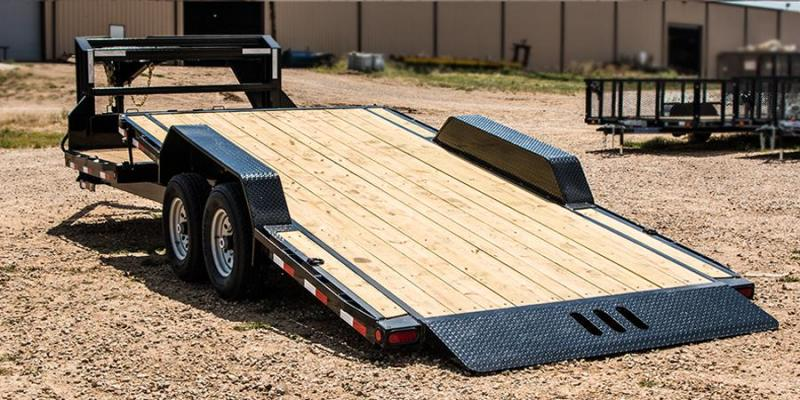 2018 Load Trail GG14 - Gooseneck Tilt Deck Gravity 102 x 25 Equipment Trailer