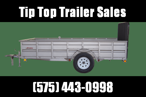 2019 GR Trailers BP121 Utility Trailer