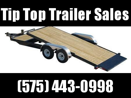 2020 PJ Trailers 5 in. Channel Tilt Carhauler (T5) Car / Racing Trailer