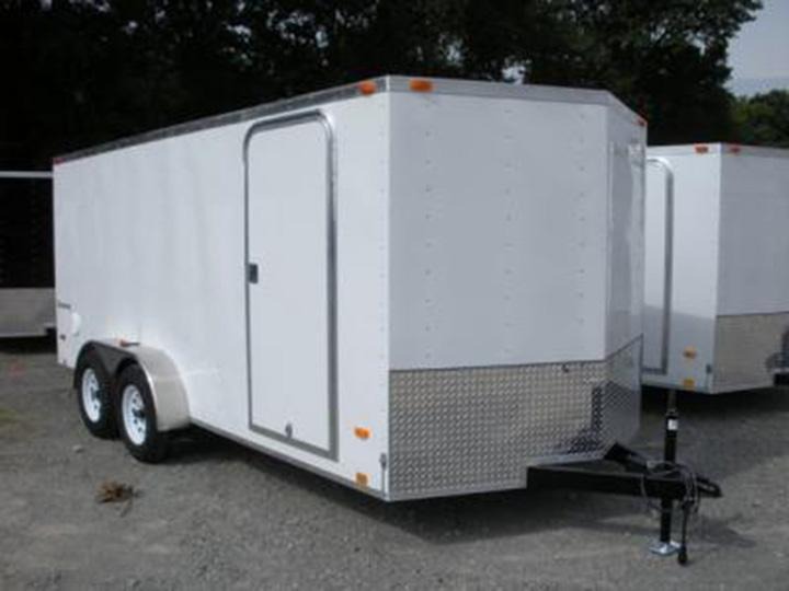 2019 Look Trailers STRLC7X14TE2DLX Enclosed Cargo Trailer