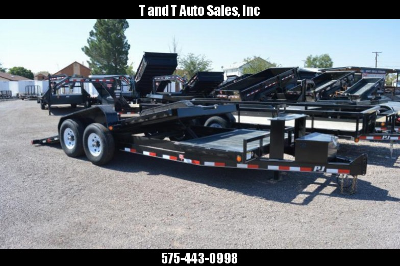 2018 PJ Trailers 20' Blackwood Tilt