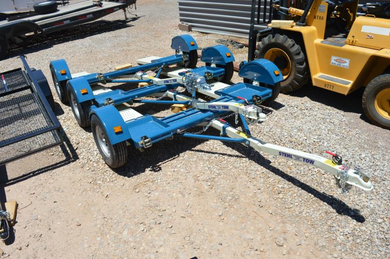 2016 Stehl ST80TD Tow Dolly