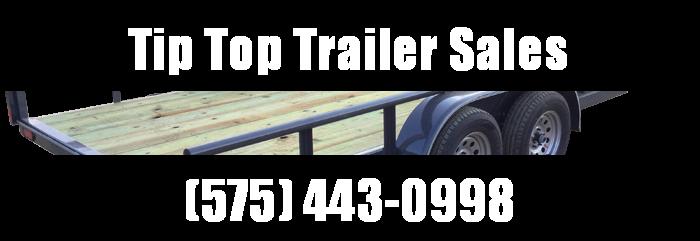 2018 Lamar Trailers 77 X 14 Classic Utility Trailer