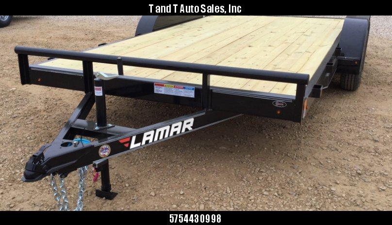 2017 Lamar ce182