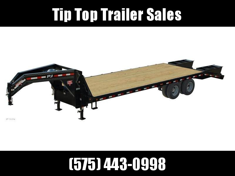 2019 PJ Trailers 23 Classic Flatdeck with Duals (FD) Flatbed Trailer