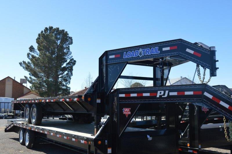 2018 Load Trail GH14 Heavy Duty 102 x 25 Equipment Trailer
