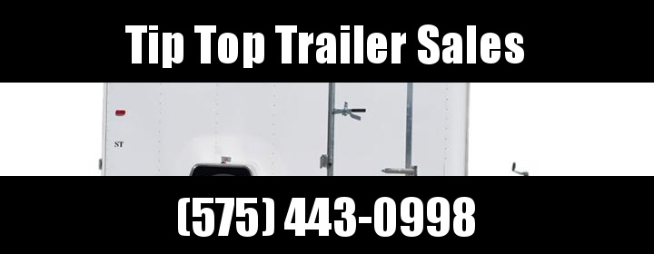 2019 Look Trailers 6X12ST