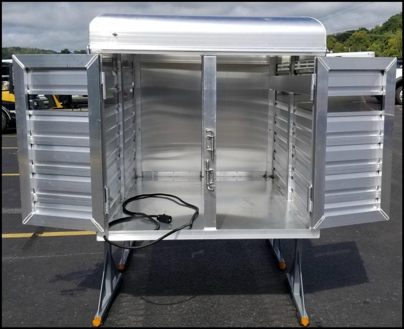 2018 Exiss Aluminum Stock Box
