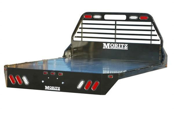 2017 Moritz 8'Wx8'6L Dually Truck Bed