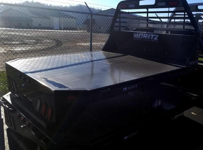 2017 Moritz 8'Wx8'6L (Dually) Truck Bed