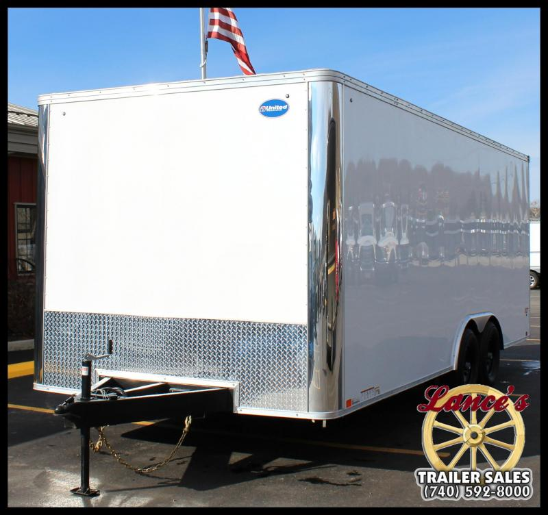 2018 United Trailers XLT-8'5