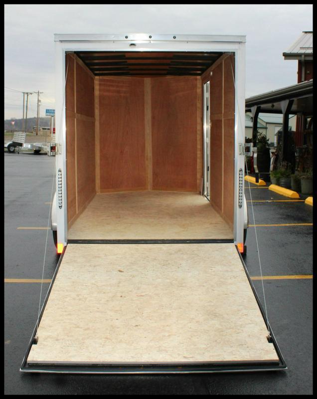 "2018 Haulmark 6'x12' ""V3000"" Series Cargo Trailer w/Ramp"