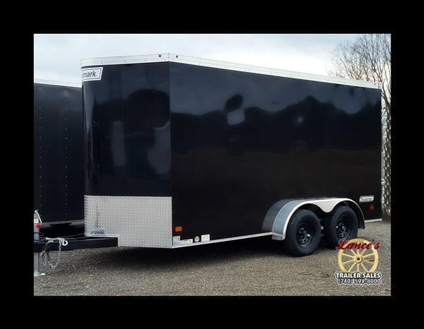 2017 Haulmark 7'X14' Cargo Trailer w/Ramp
