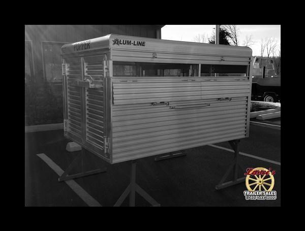 2017 Alum-Line 8' Animal Truck Popper Box