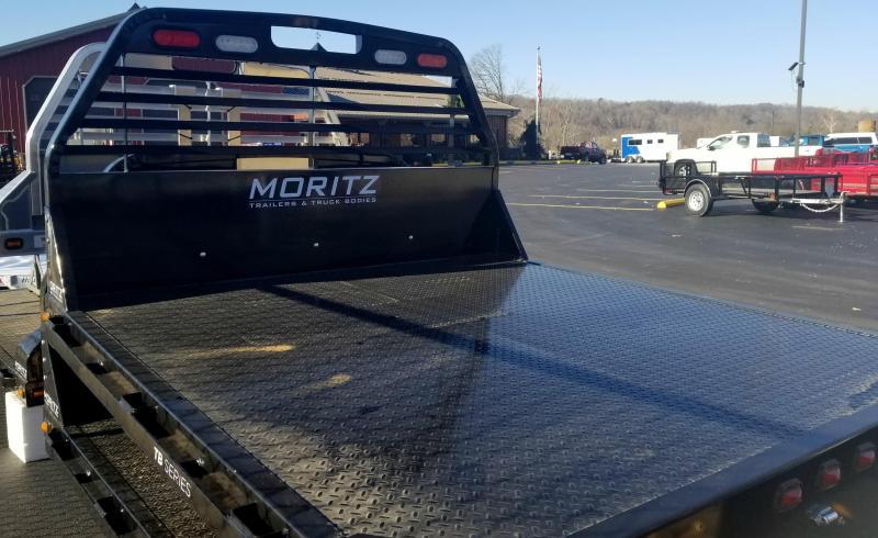 2017 Moritz 7'Wx8'6L (SRW) Truck Bed