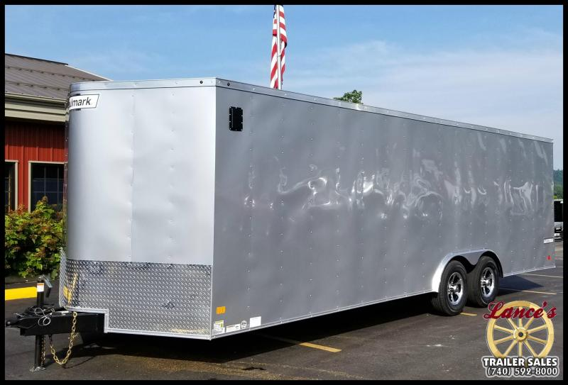 2017 Haulmark 24' Car Hauler Trailer