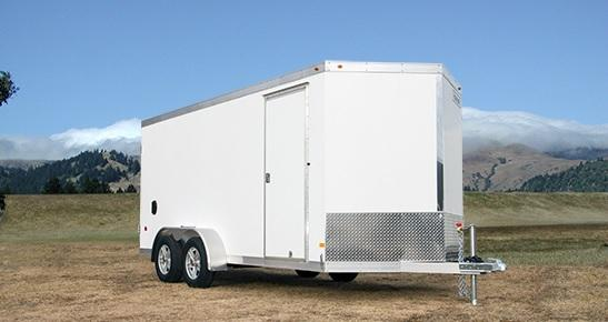 2016 Haulmark HAUV7X14WT2 Enclosed Cargo Trailer