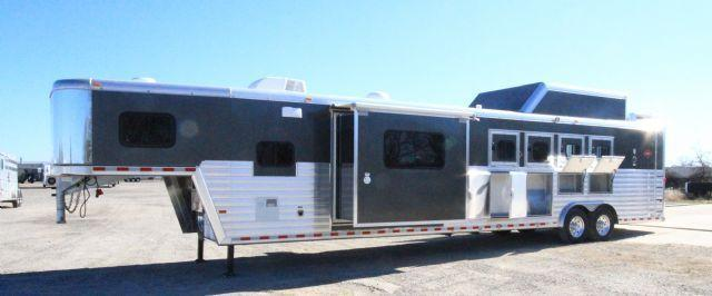 living quarter trailers stephenville trailers hart and