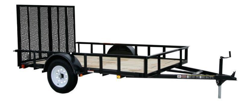 2018 Carry-On 6x10 Utility Trailer 2018487