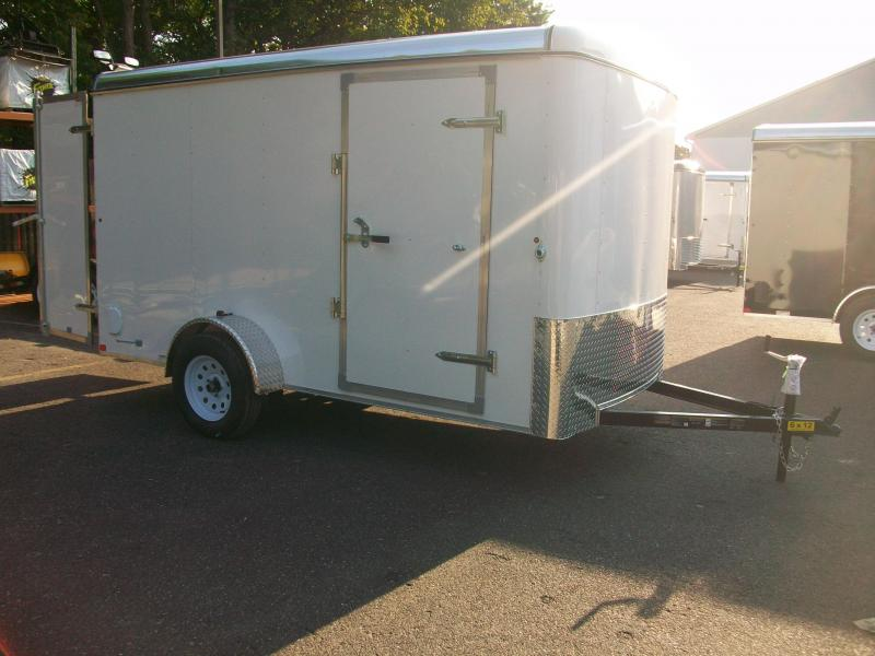 2018 Carry-On 6x12 Enclosed Cargo Trailer 2017773