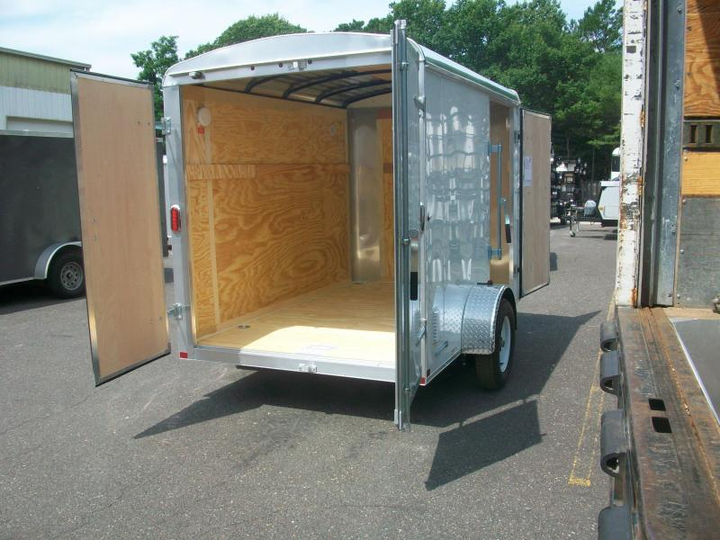 2017 Carry-On 6X10 - 2990 lbs. GVWR 6 ft. Wide Enclosed Cargo Trailer 2017460