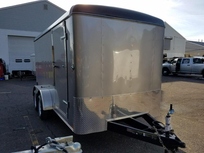 2018 Carry-On 7X14 7 ft. Wide Enclosed Cargo Trailer 2018445